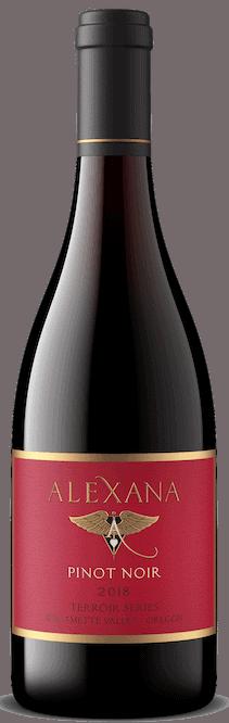 Alexana Terroir Series Pinot Noir Willamette Valley
