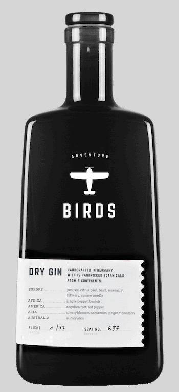 Birds Dry Gin