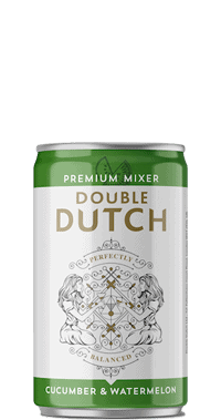 Double Dutch Cucumber & Watermelon - 24 x 150ml