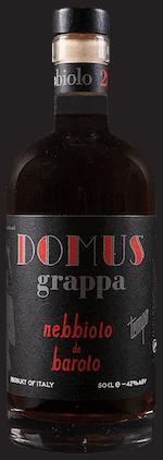 Domus Grappa Nebbiolo De Barolo