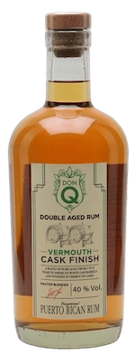 Don Q Double Wood Rum Vermouth Cask Finish - Limited Release
