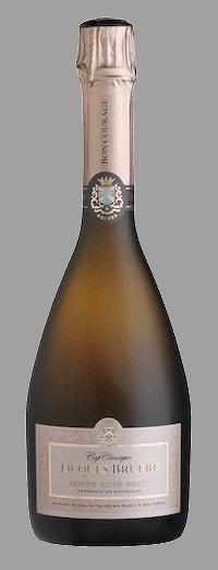 Bon Courage Wine Estate Jacques Bruére Cap Classique Cuvée Rosé Brut
