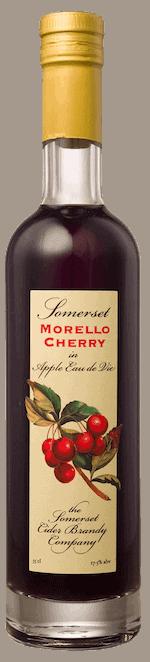 Somerset Cider Brandy Co. Morello Cherry Liqueur