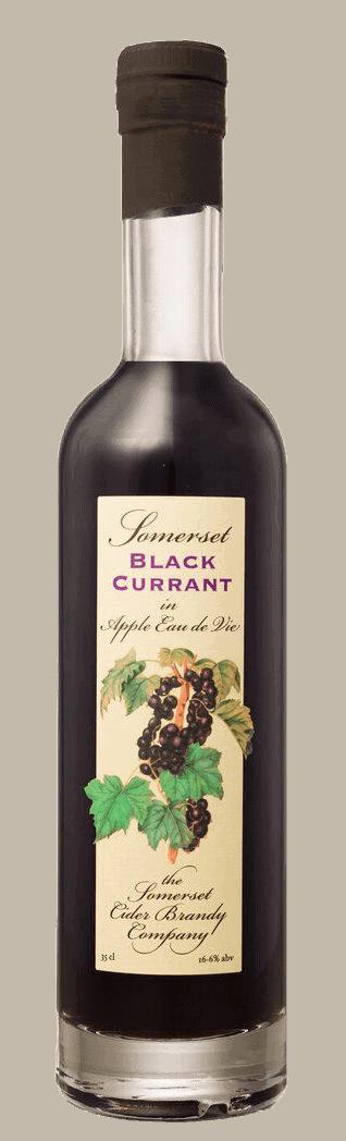 Somerset Cider Brandy Co. Blackcurrant Liqueur