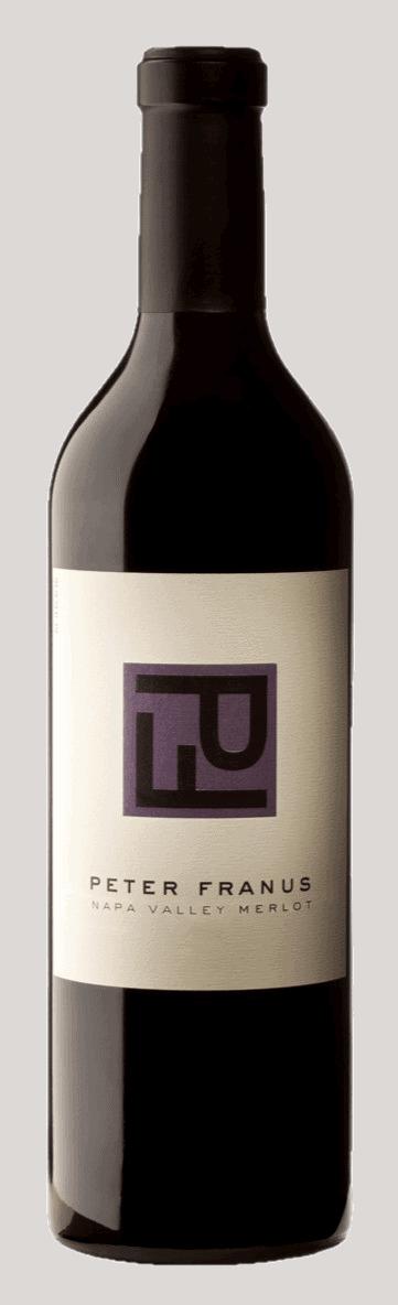 Peter Franus Wine Napa Valley Merlot