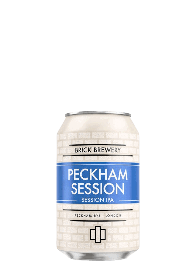 Brick Brewery Peckham Session - 24 x 330ml