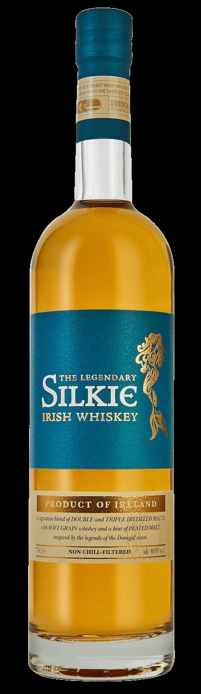 Sliabh Liag Distillers The Legendary Silkie Irish Whiskey