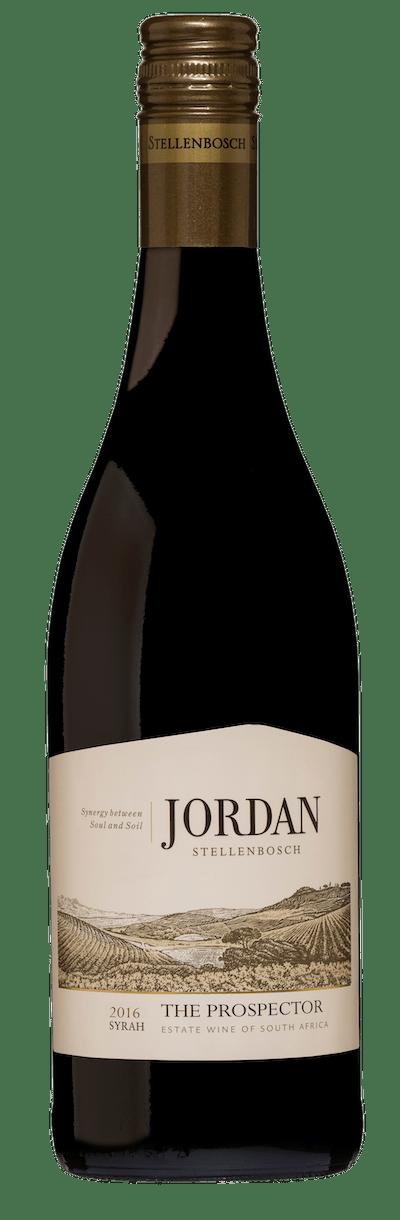 Jordan Wine Estate The Prospector