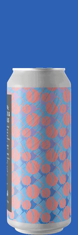 SALE Brick Brewery West Coast IPA - 12 x 440ml - stock past best before date