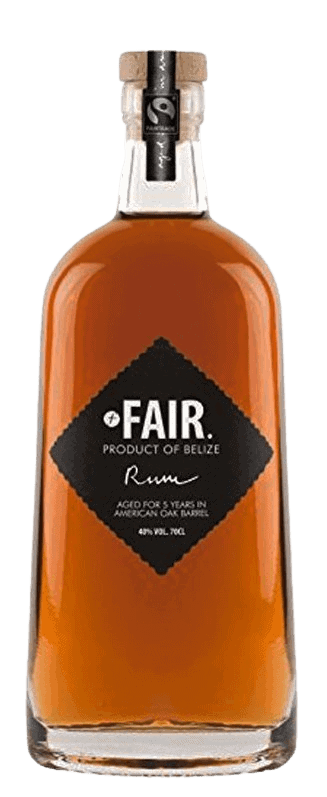 Fair Belize Rum Extra Age 5 year old