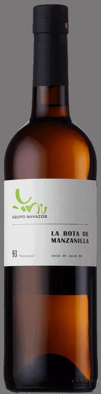 Equipo Navazos La Bota No 93 - Manzanilla