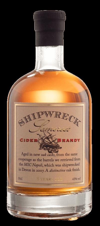 Somerset Cider Brandy Co. Shipwreck