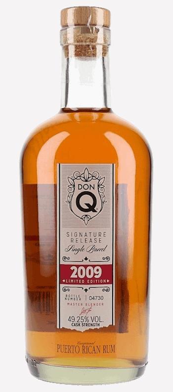 Don Q Signature Release Single Barrel 2009