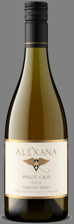 Alexana Terroir Series Pinot Gris Willamette Valley