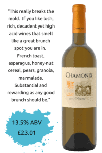Cape chamonix price