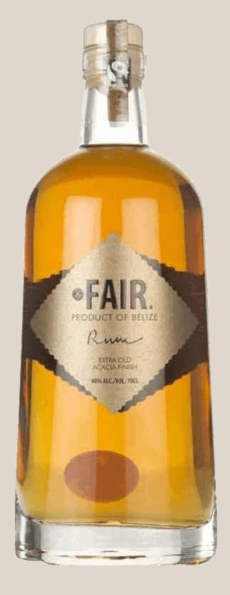 Fair Belize Rum Acacia Finish